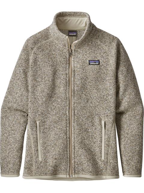 Patagonia Girls Better Sweater Jacket Pelican